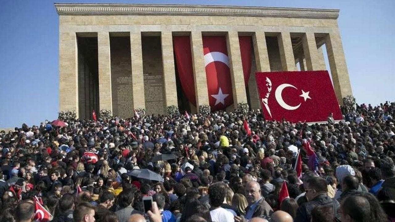 10 Kasım'a 'bayram' ifadesi için soruşturma