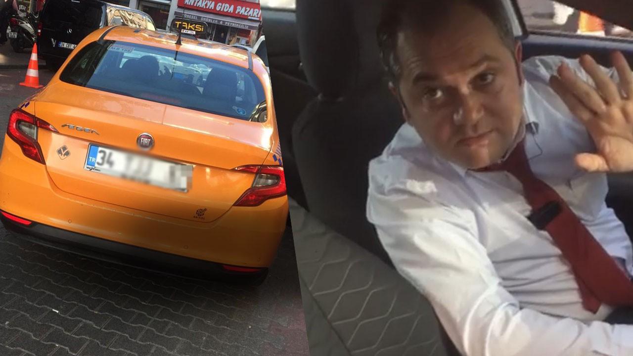 Takside unuttuğu telefonu için 150 TL verdi