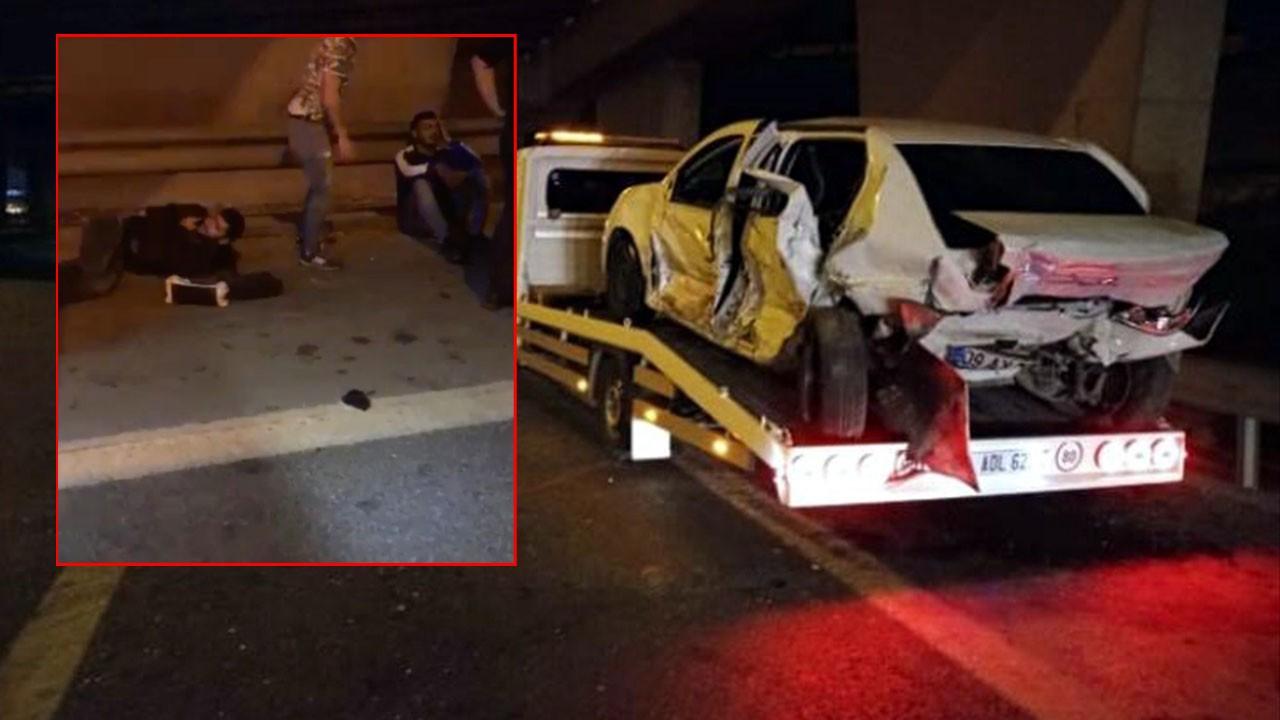 İzmir'de zincirleme facia!.. Ölen ve yaralananlar var!