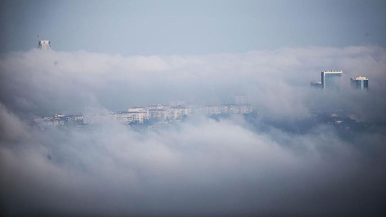 Meteoroloji duyurdu... 4 bölgede sis, pus... Sıcaklılar 4-8 derece artacak!