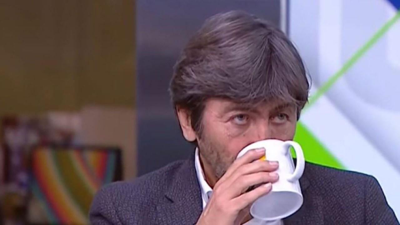 Dilmen: Fenerbahçe de böyle bir bardak su içsin