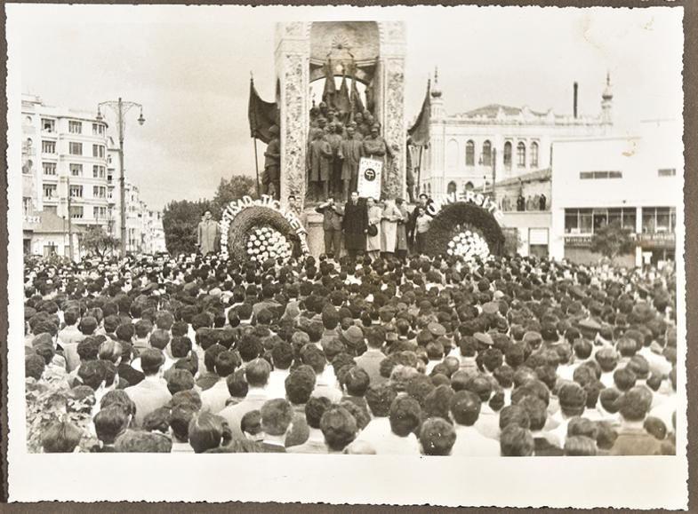 Atatürk'ün cenazesinin görmediğiniz fotoğrafları - Sayfa 2