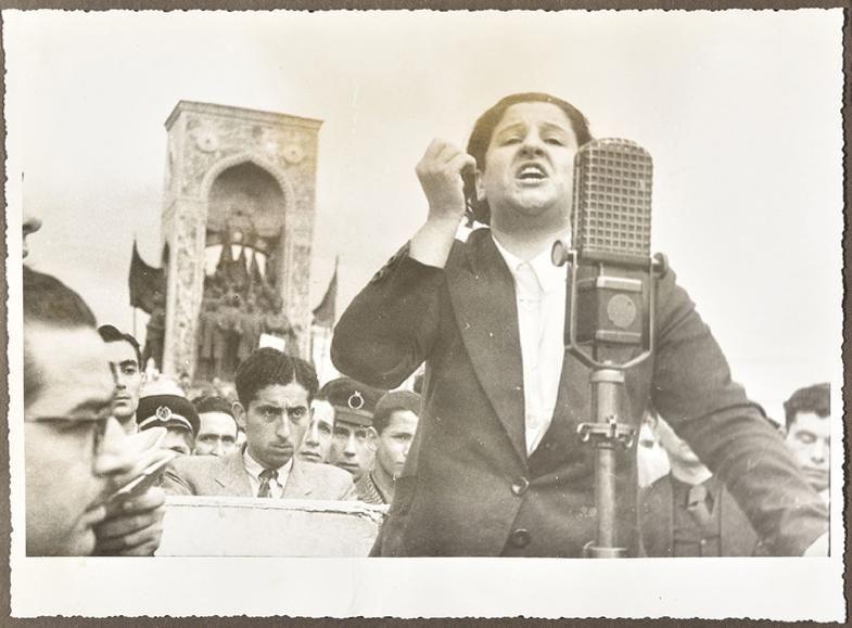 Atatürk'ün cenazesinin görmediğiniz fotoğrafları - Sayfa 3