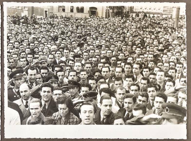 Atatürk'ün cenazesinin görmediğiniz fotoğrafları - Sayfa 4