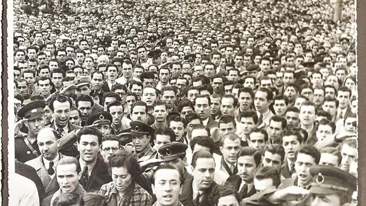 Atatürk'ün cenazesinin görmediğiniz fotoğrafları