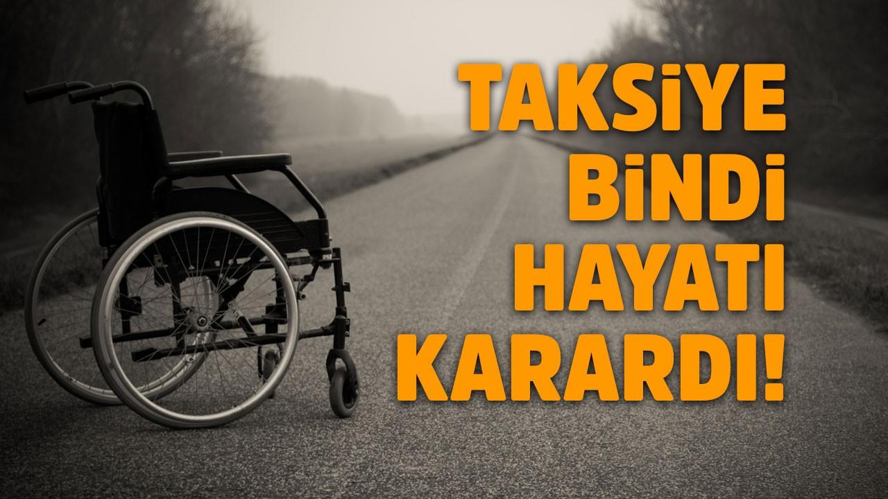Tekerlekli sandalyedeki kadına tecavüz!