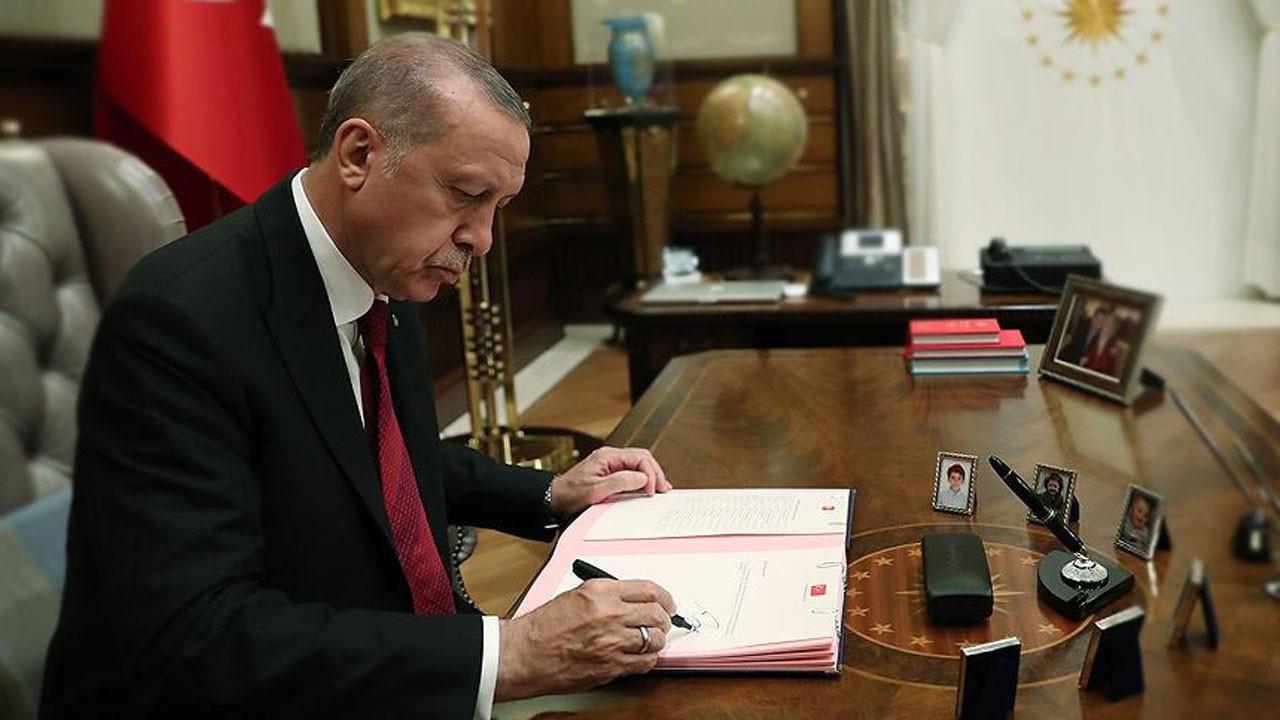 Resmi Gazete'de yayımlandı... Cumhurbaşkanı Danışmanlığı'na getirildi