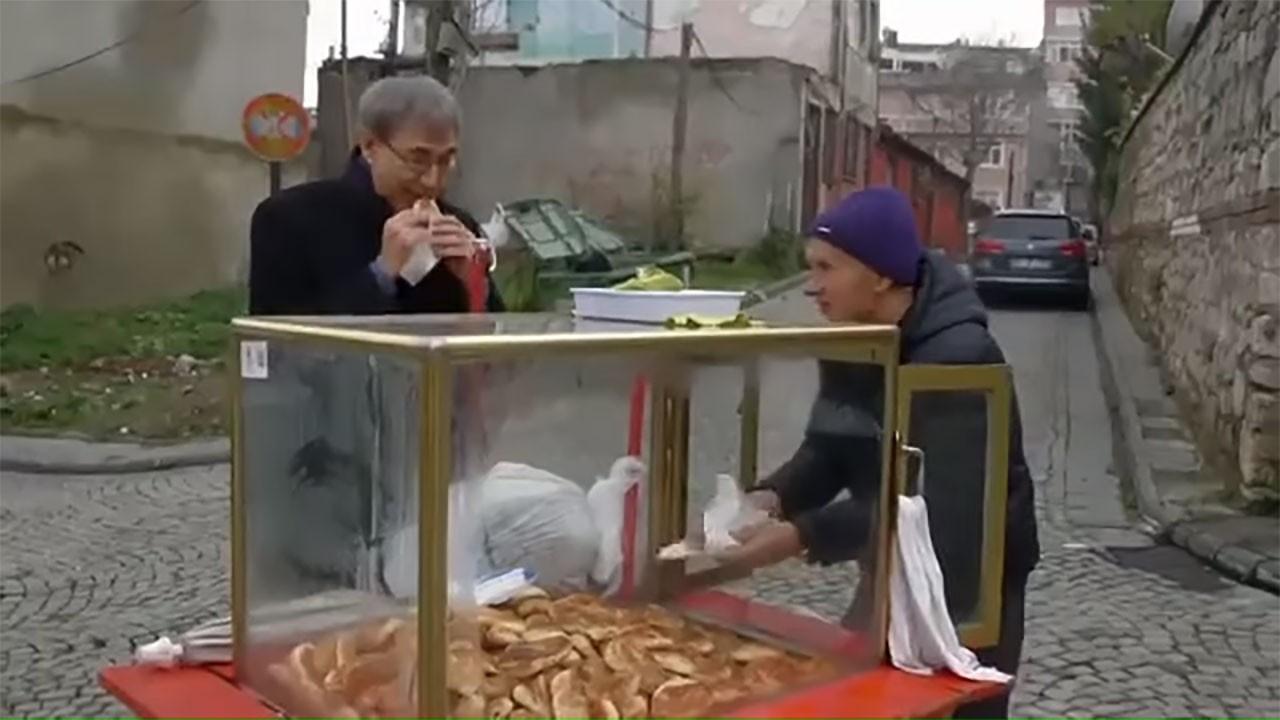 Orhan Pamuk'un