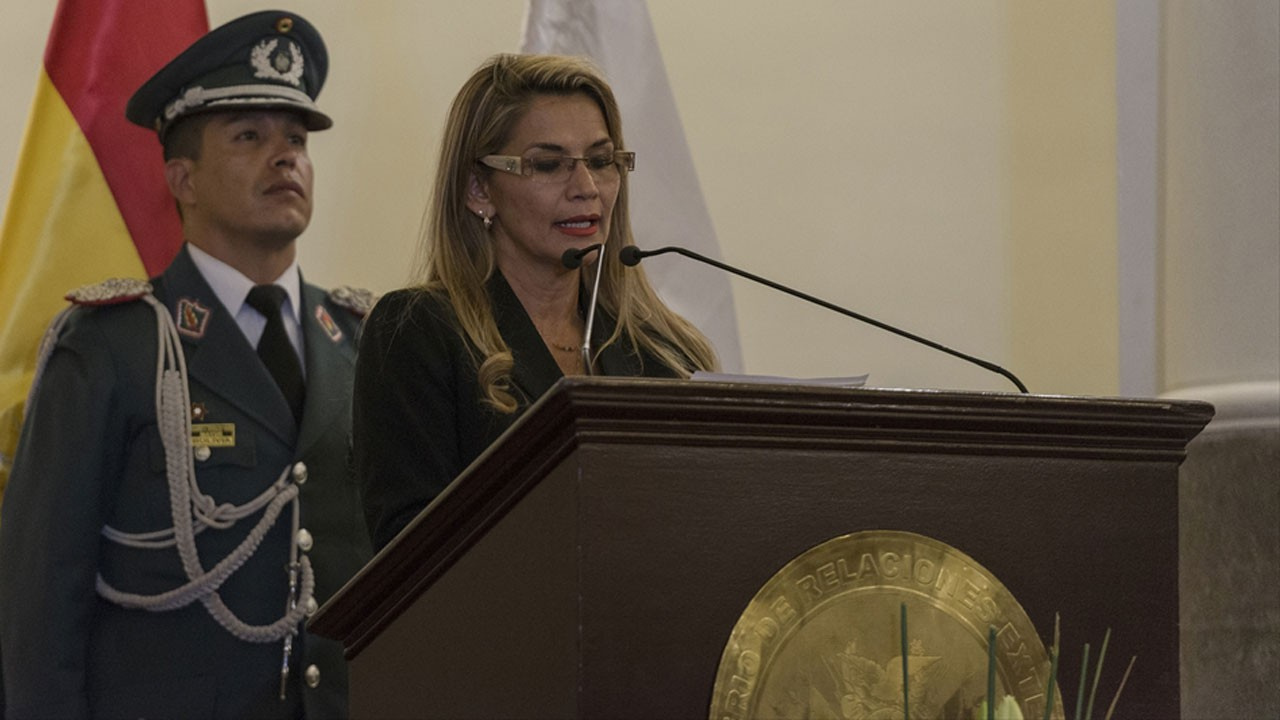 Bolivya'da son durum!