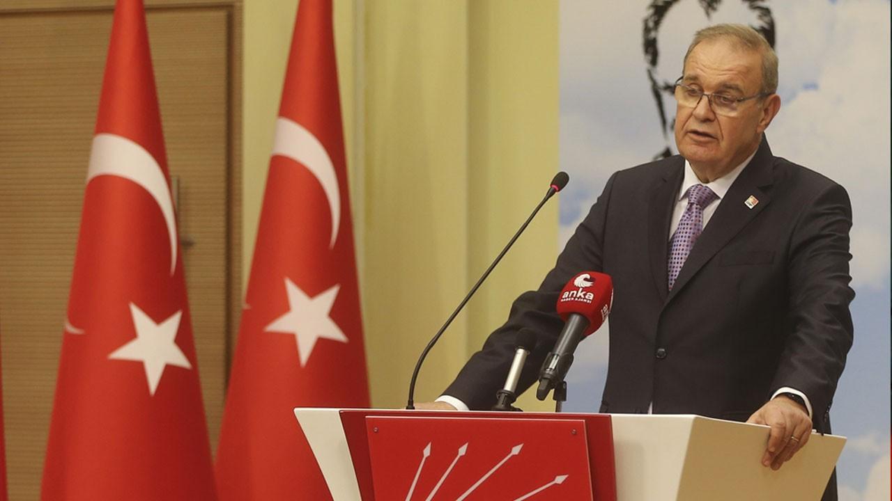 CHP Sözcüsü Öztrak'tan İnce'nin o sözlerine yanıt