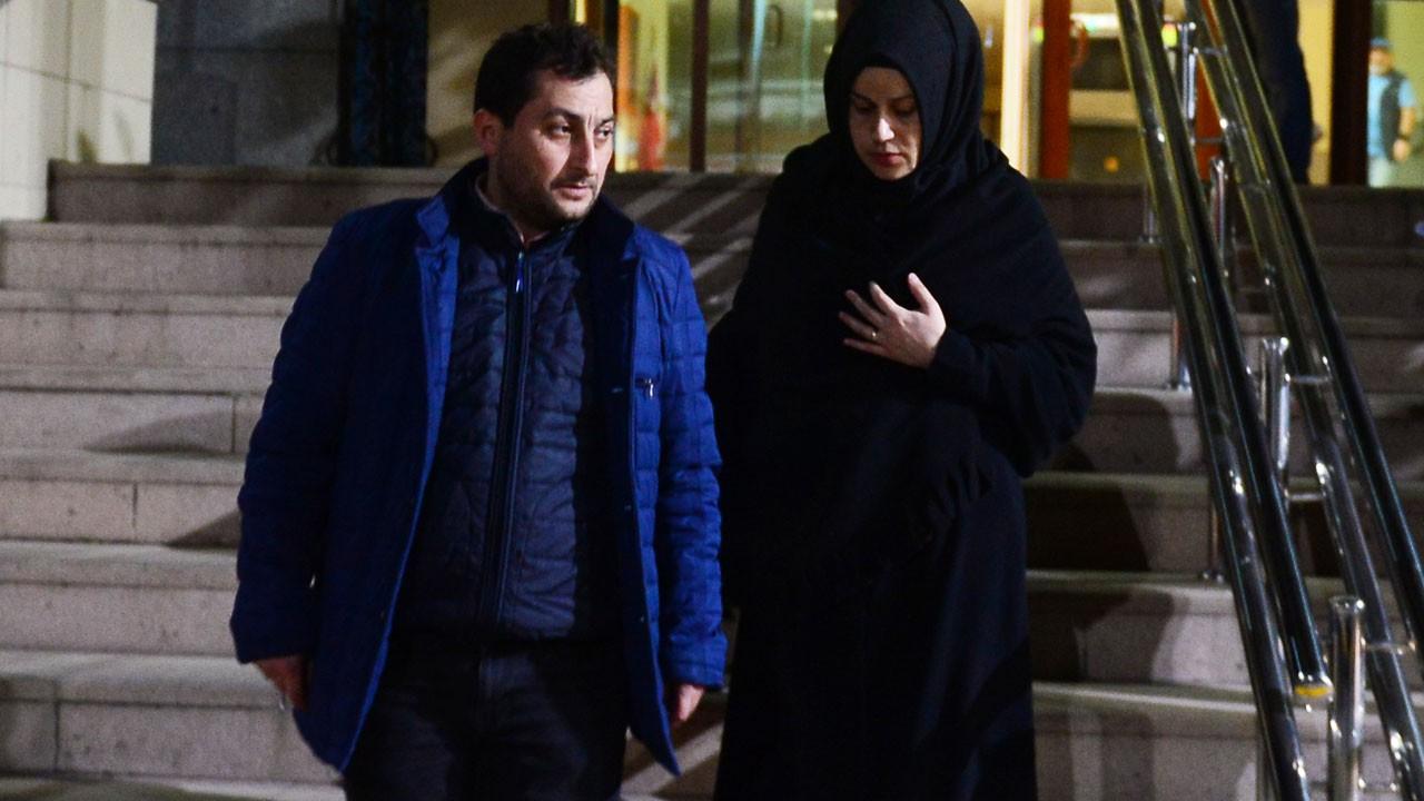Rabia Naz'ın babası serbest bırakıldı