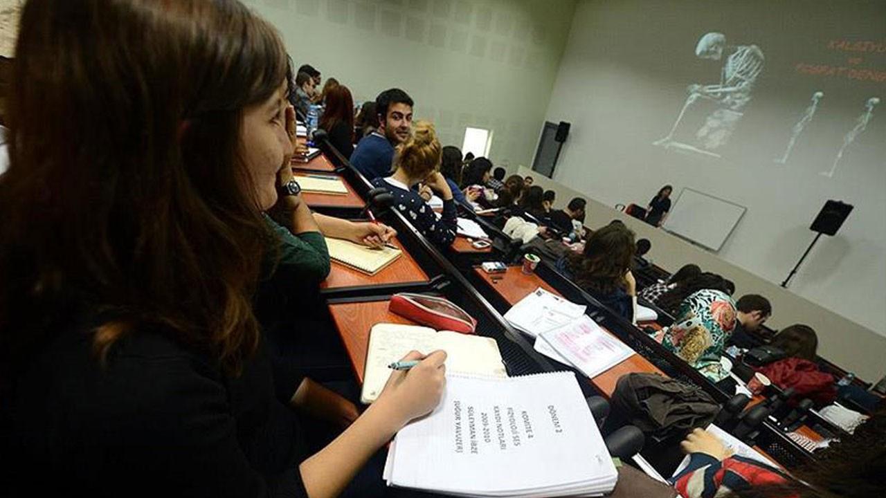 Öğrenci affı Meclis gündemine taşındı