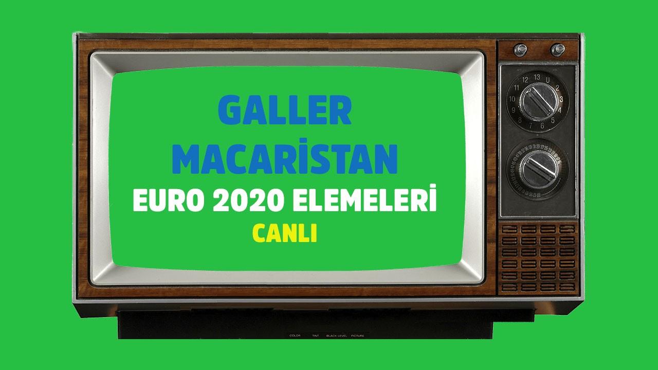 CANLI Galler Macaristan