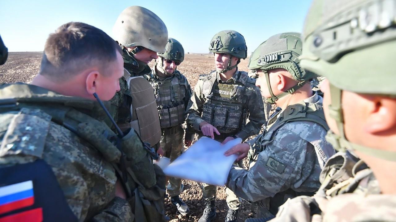 Dokuzuncu Türk-Rus ortak devriyesi tamamlandı