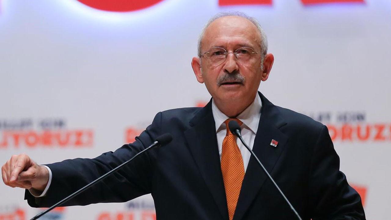 Kılıçdaroğlu CHP'li başkanlara hitap ediyor
