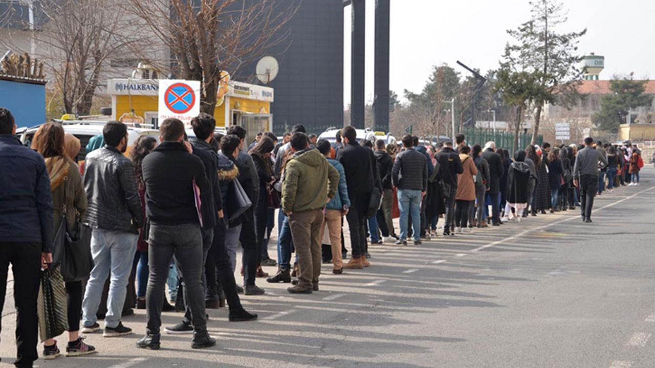 Bakan açıkladı! 4 bin 635 kişi işe alınacak!