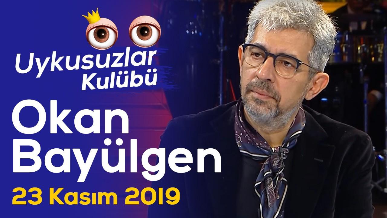 Uykusuzlar Kulübü   23 Kasım 2019