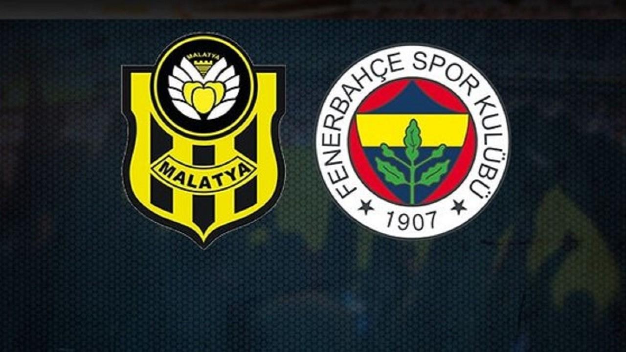 CANLI Yeni Malatyaspor Fenerbahçe