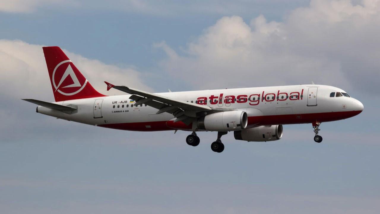 Atlas Global uçuşlarına ara verdiğini duyurdu