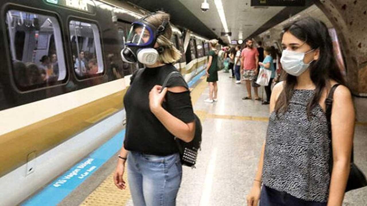 Her gün kullandığımız metroda ürküten ölçüm!