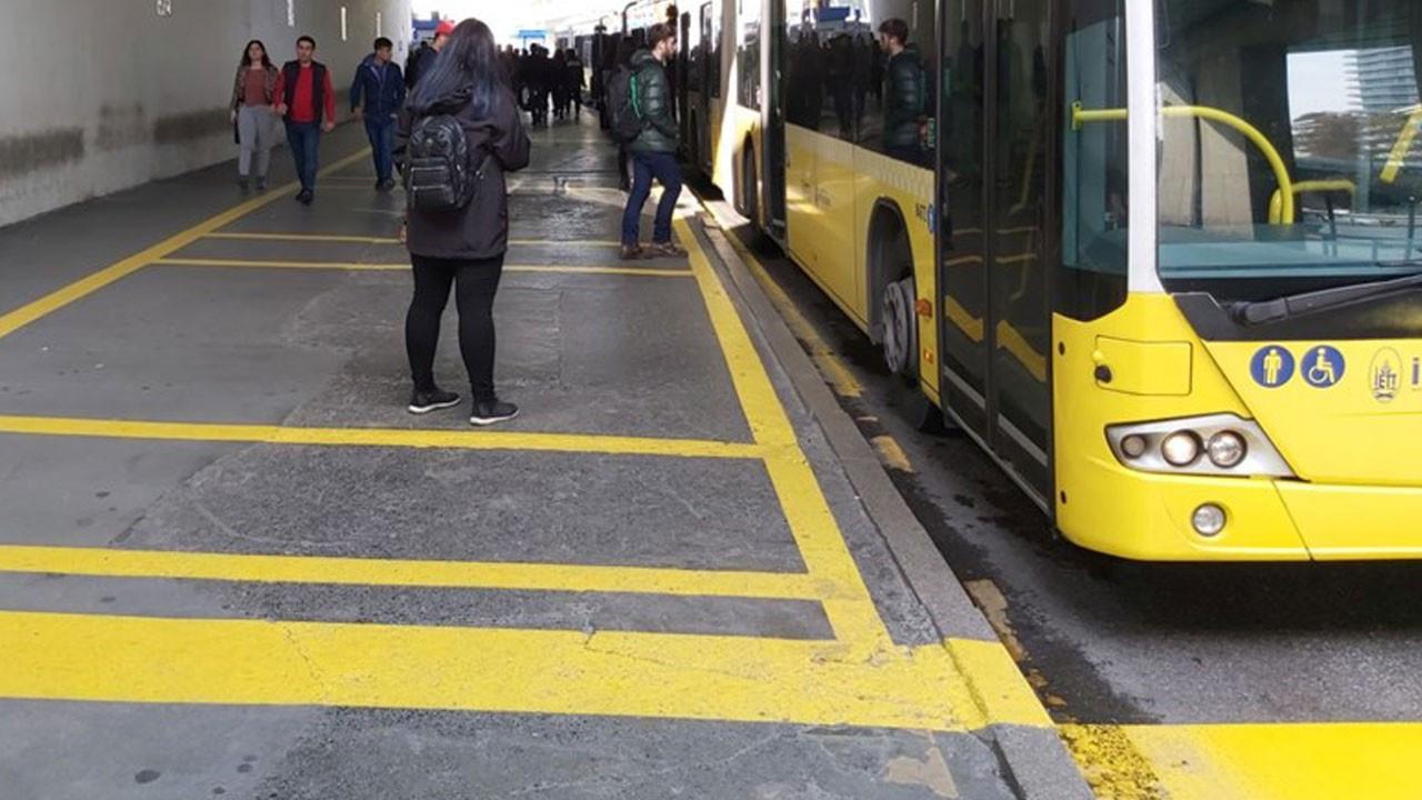 Metrobüste yeni dönem