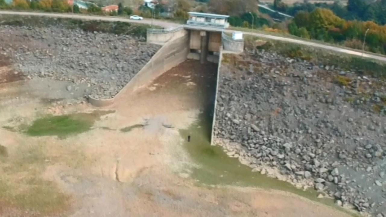 Yetkili isim kötü haberi verdi!.. O ilimizin 1 aylık suyu kaldı!