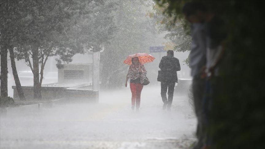 Meteorolojiden kuvvetli yağış uyarısı - Sayfa 3