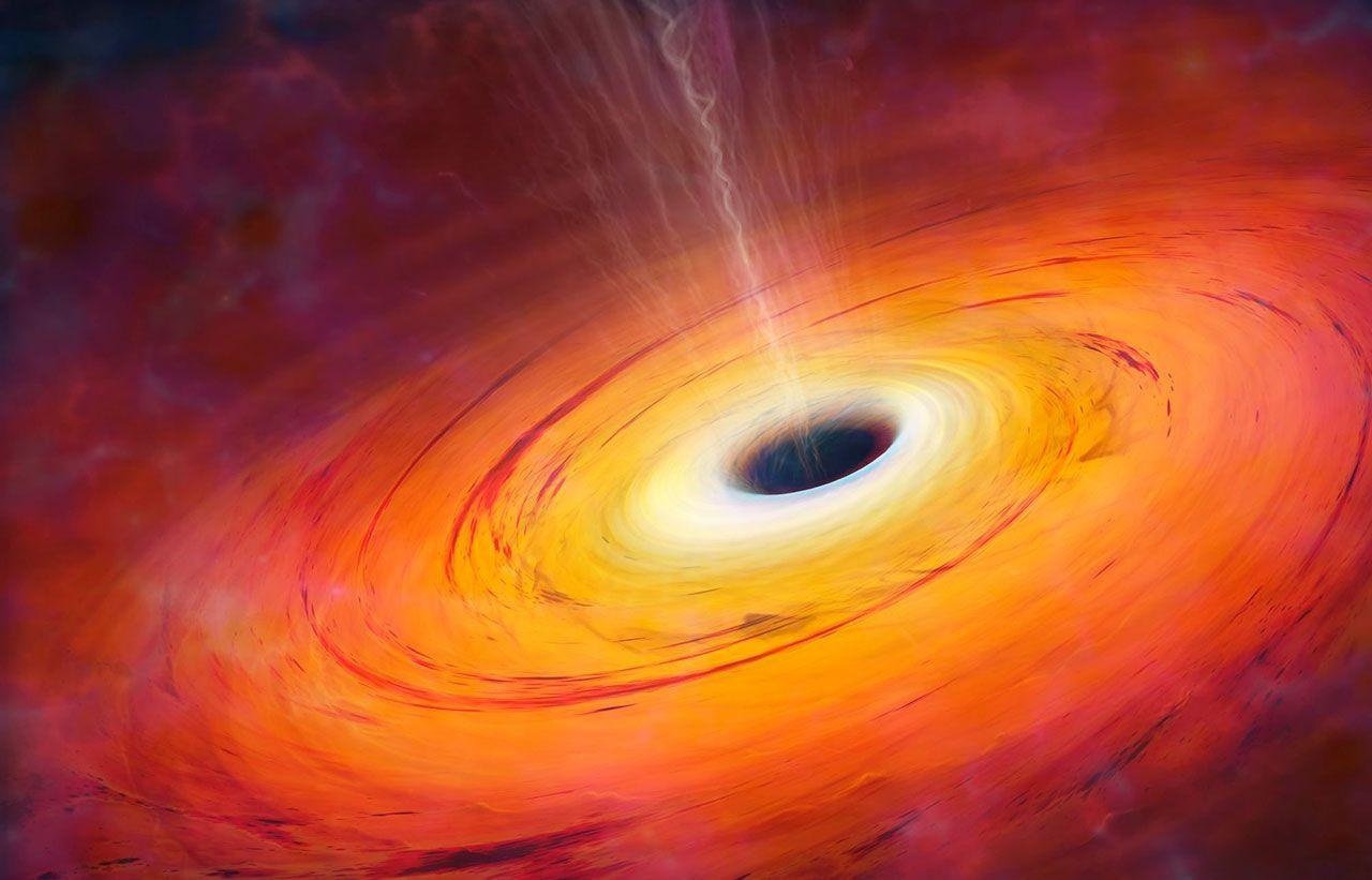 İmkansız bir kara delik keşfedildi - Sayfa 1