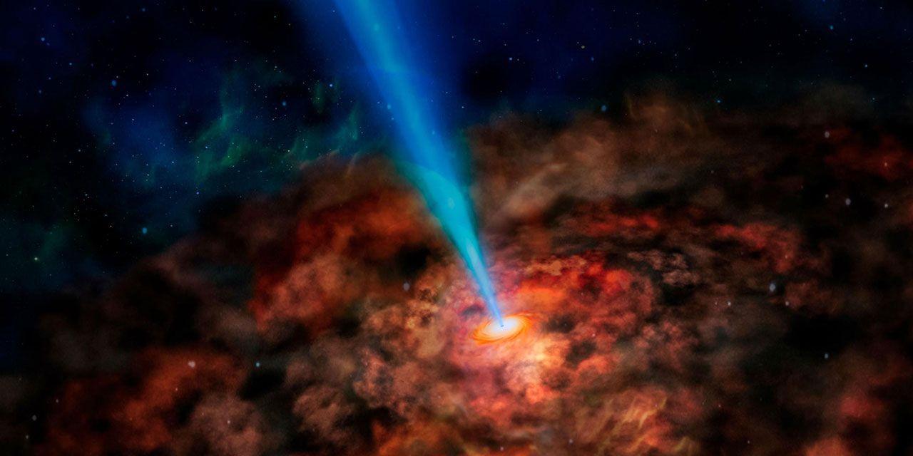 İmkansız bir kara delik keşfedildi - Sayfa 3