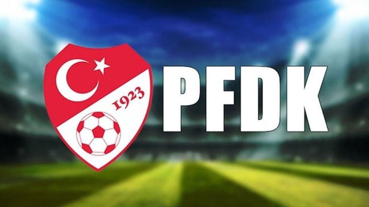 Süper Lig'de 9 takıma PFDK şoku!