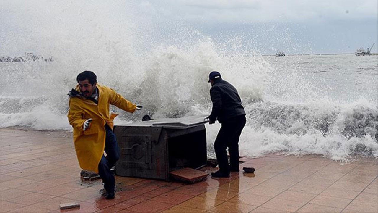 Meteorolojiden il il kritik uyarı!.. Önleminizi alın, kuvvetli olacak!