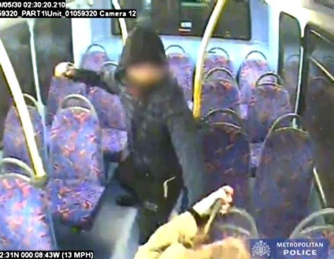 Otobüsün üst katında dehşeti yaşadılar - Sayfa 4
