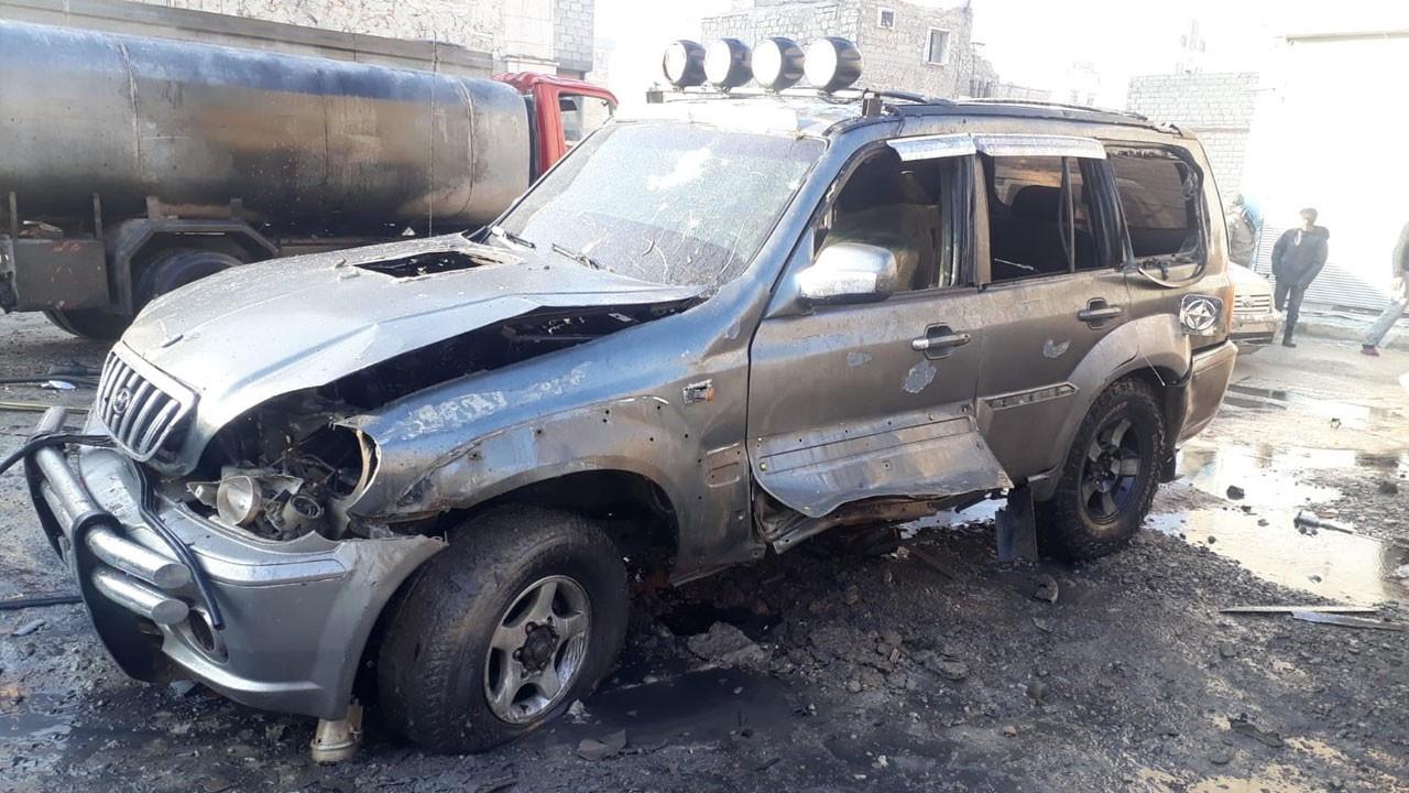 Terör örgütü sivilleri hedef aldı: 4 yaralı