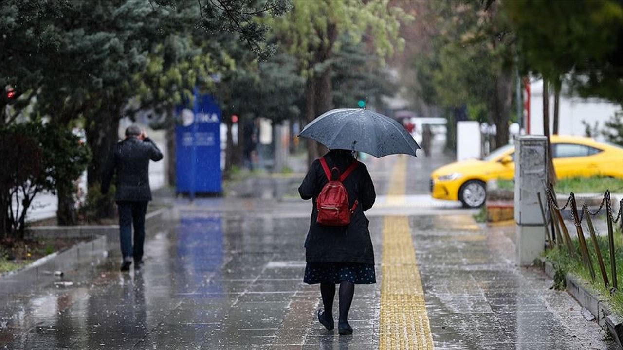 Meteorolojiden kritik uyarı! Yağmur ve kar geliyor!