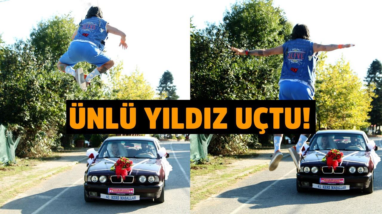 Ahmet Kural uçtu!