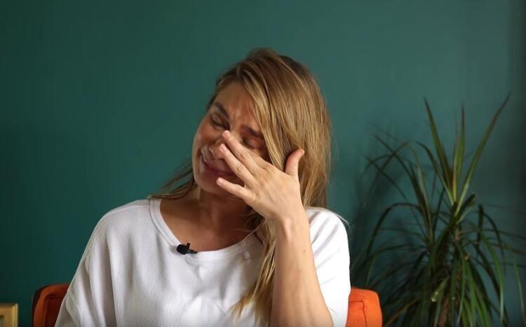 Müge Boz, kızı ile ilgili o anları gözyaşlarıyla anlattı! - Sayfa 3