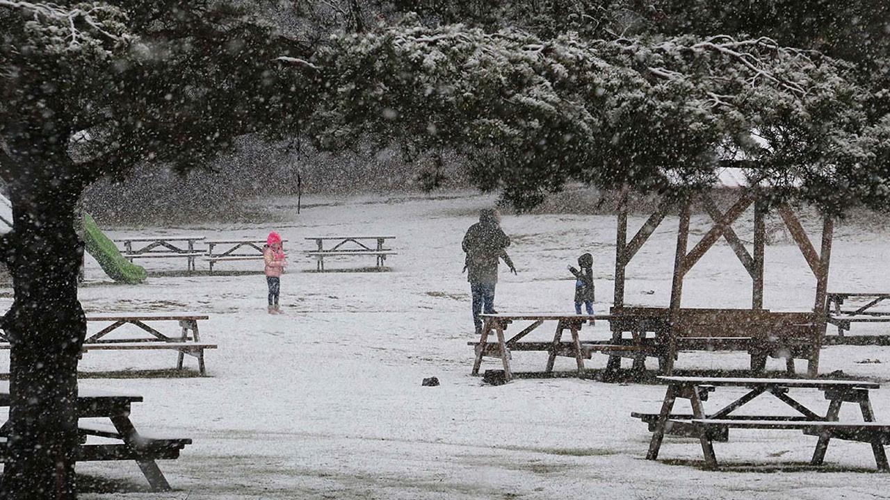 Meteorolojiden kar yağışı uyarısı: Mevisimin ilk kar yağışları geliyor