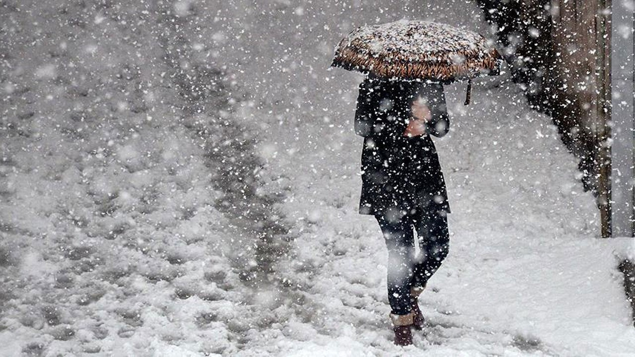 Meteoroloji il il uyardı!.. Yoğun kar yağışı, don, buzlanma..!