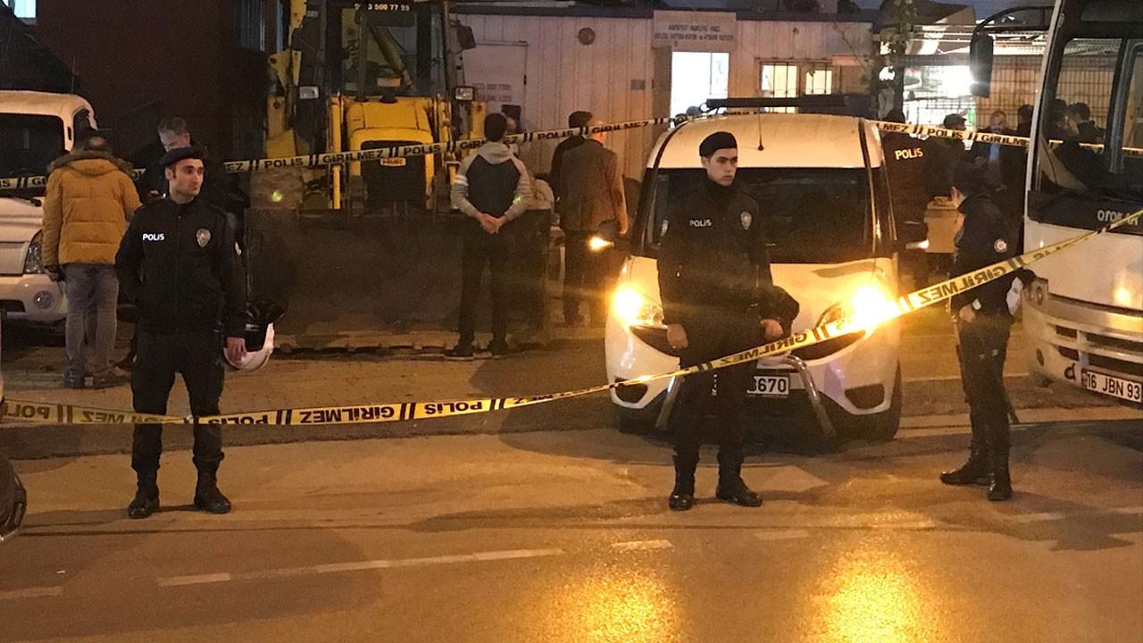 Bursa'da korkunç olay!.. Polisin tabancasını aldı ve..!