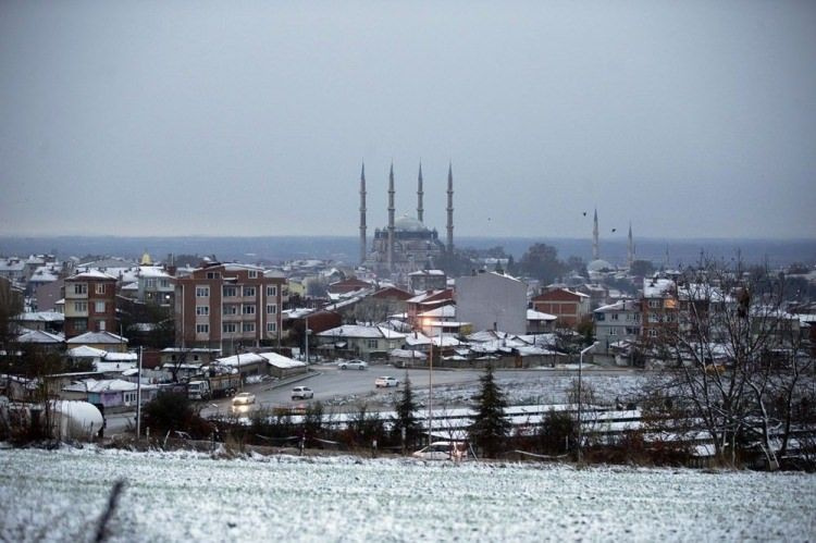 Türkiye beyaza büründü! Kartpostallık manzaralar - Sayfa 2