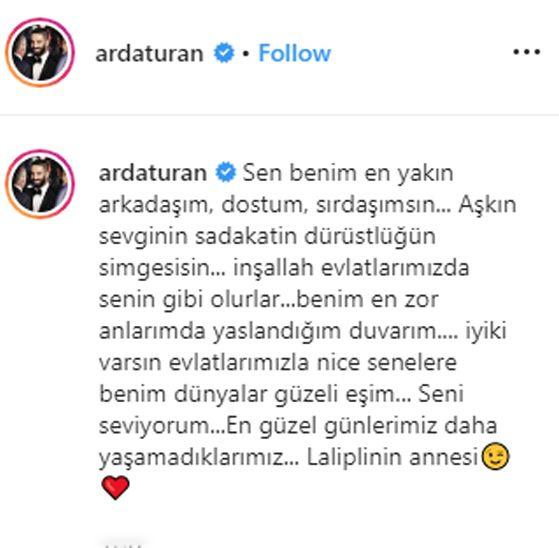 Arda Turan'dan duygusal paylaşım! - Sayfa 3