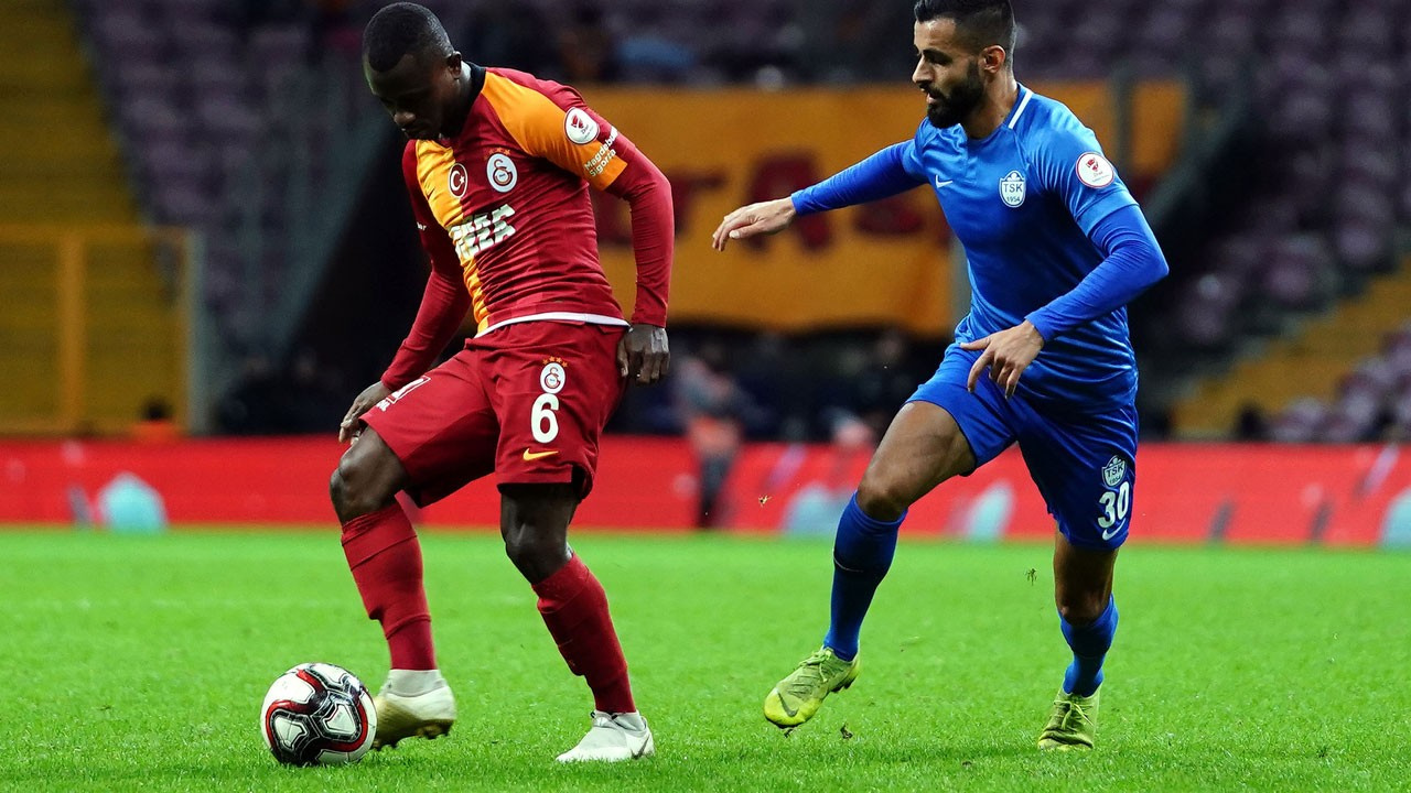 Galatasaray - Tuzlaspor: 0-2 maç sonucu