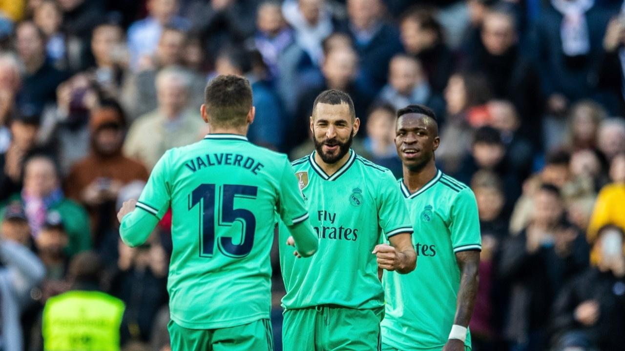 Real Madrid rahat kazandı