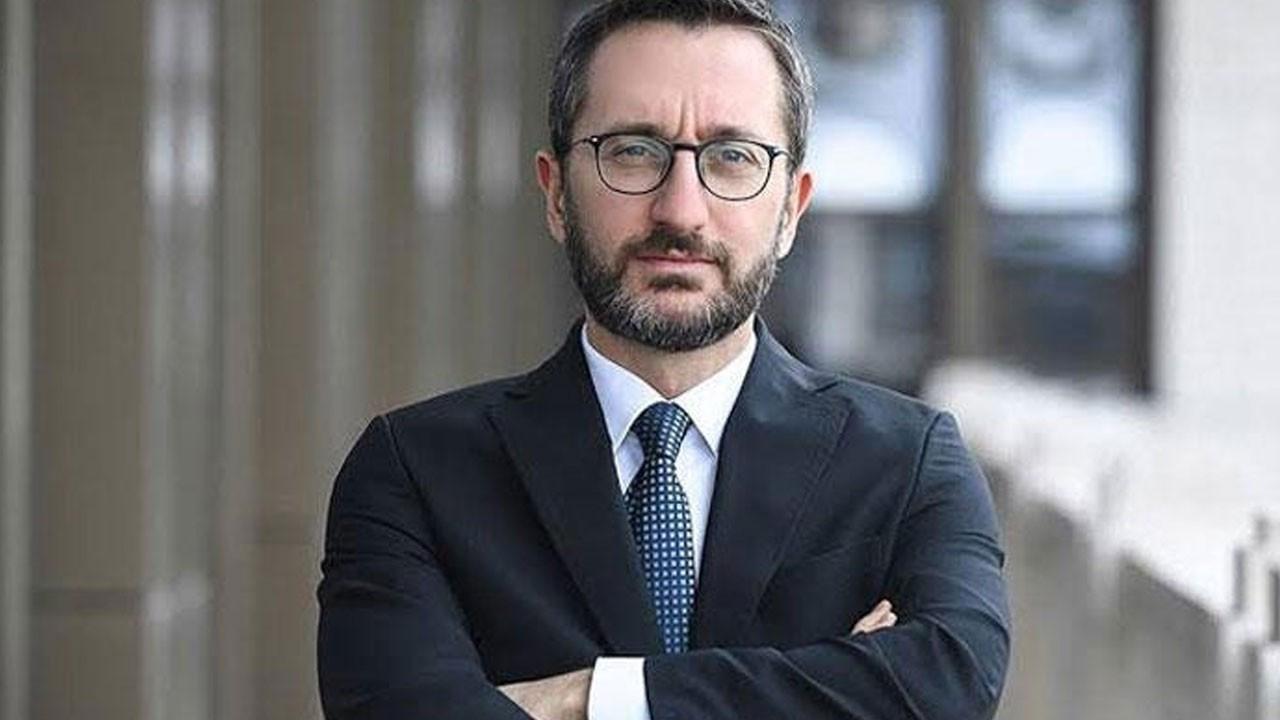 Fahrettin Altun'dan 'müjde' açıklaması