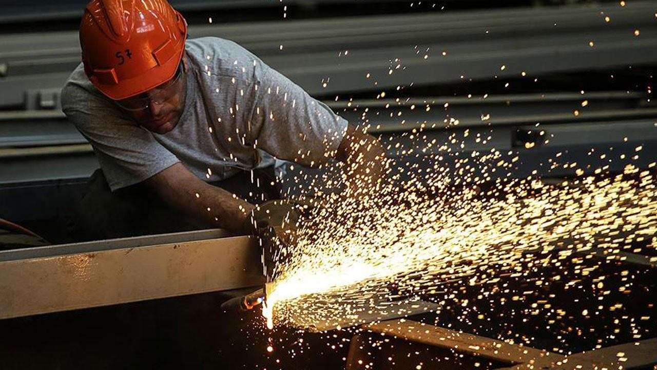 AB'de sanayi üretimi arttı