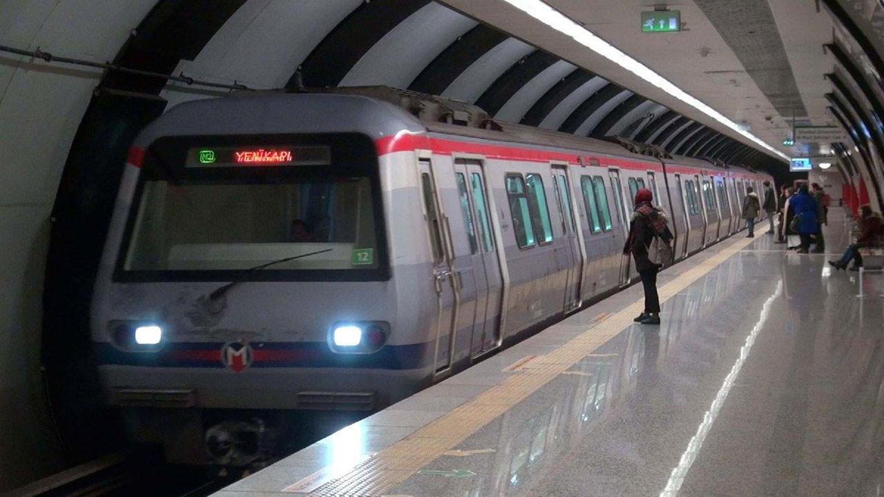 İBB'den flaş metro kararı!.. Cumartesi günleri...