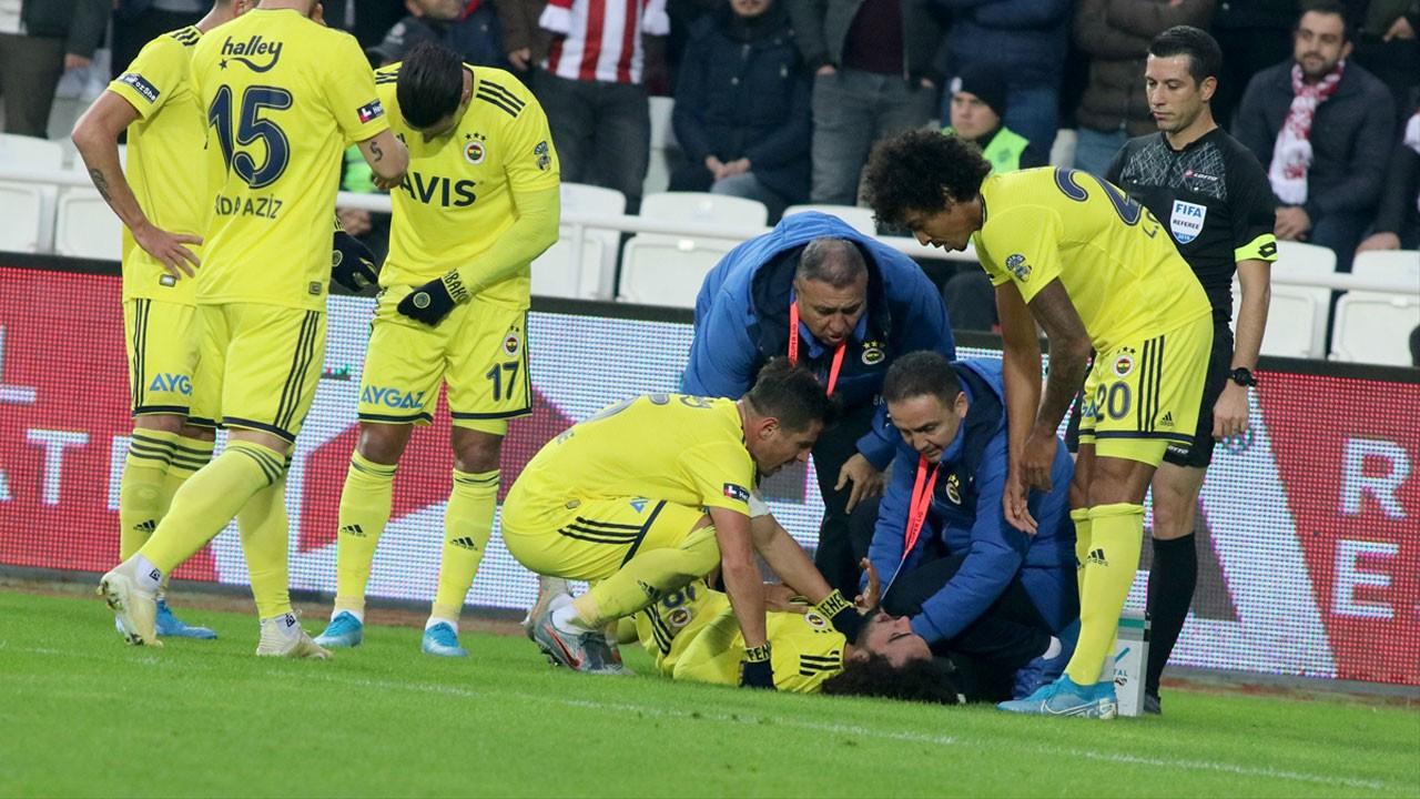 Fenerbahçe'ye şok!.. Sezonu kapattı!