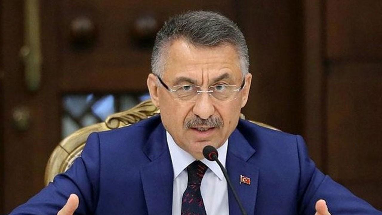 Oktay: Türkiye-Libya anlaşması kırmızı çizgi