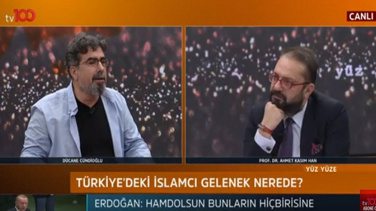 Ahmet Kasım Han ile Yüz Yüze   19 Aralık 2019