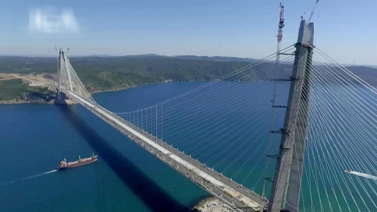 Çinliler 3 köprüyü yapan ICA'nın hisselerine talip